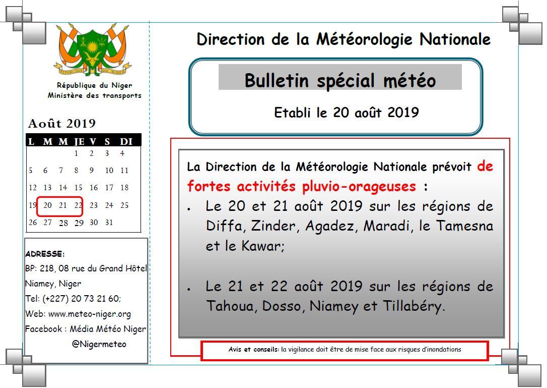 Meteo Niger