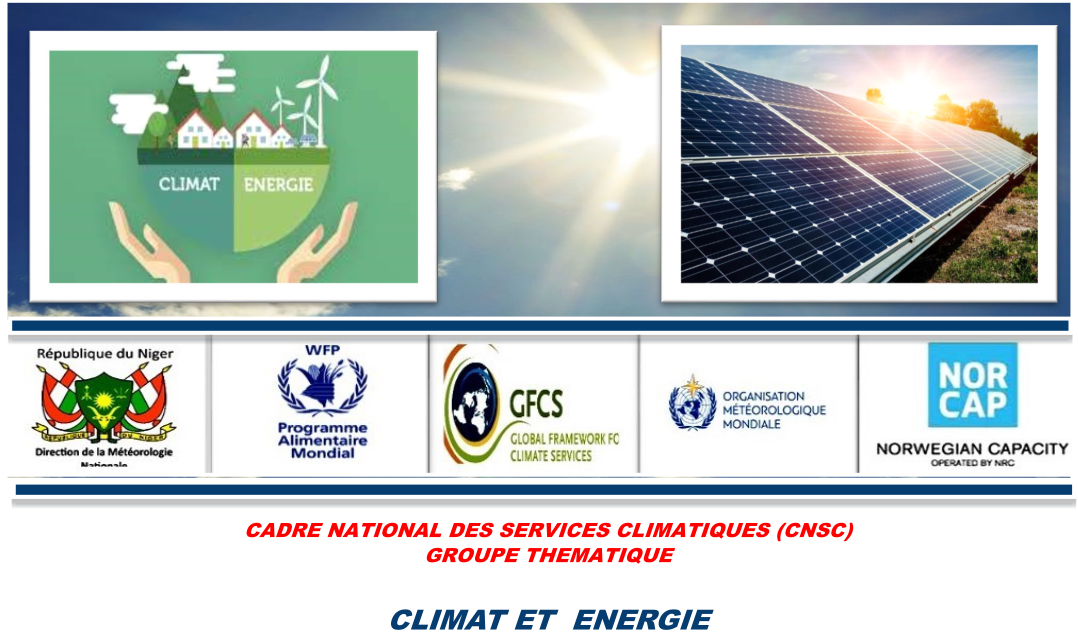 Bulletin CNSC, Niger Climat-Energie
